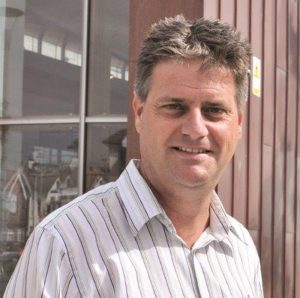 Photo of Jeremy Taylor, Kingsley Roofing management